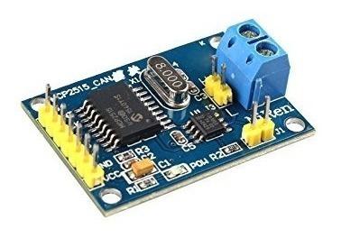 Módulo Can Bus Mcp2515 Transceptor Tja1050 Obdii Arduino