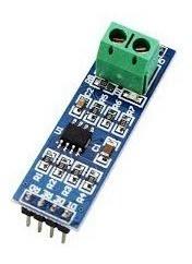 Módulo Conversor Max485 Ttl para Serial Rs485
