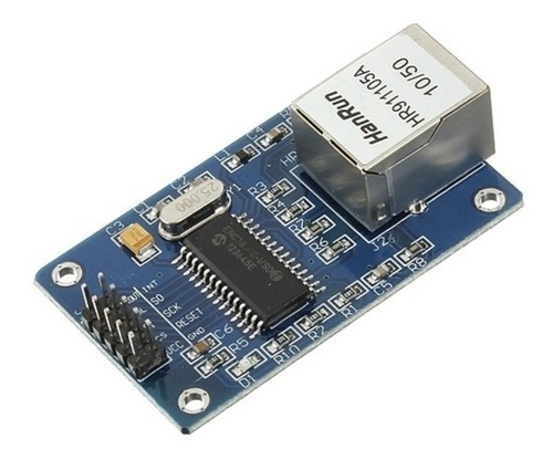 Modulo de Ethernet ENC28J60