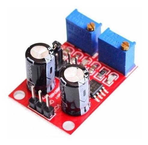 Módulo Gerador de Pulso Frequência Ne555 1hz A 200khz