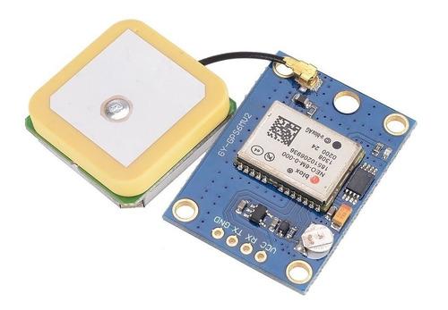 Modulo Gps Neo-6m Gy Neo6mv2 Gy-gps6mv2
