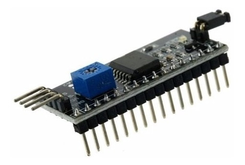 Modulo Interface Serial I2c IIc para Display Lcd 1602