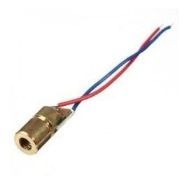 Laser 5v 5mw 650nm 6mm