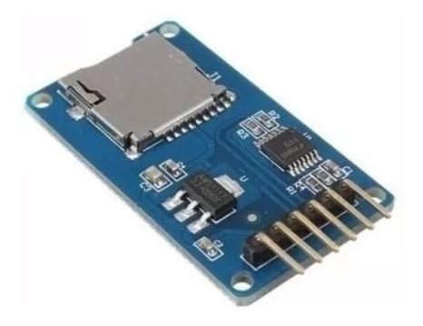 Modulo Leitor Gravador Micro SD