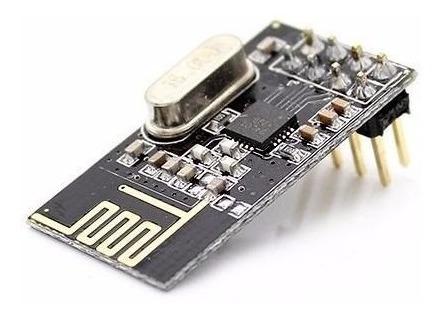 Modulo Transceptor RF NRF24L012.4 Ghz com Antena Embutida