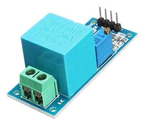 Sensor De Tensão AC de 0 a 250V ZMPT101B