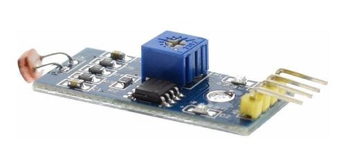 Sensor de Luminosidade Luz fotoresistor photoresistor Ldr