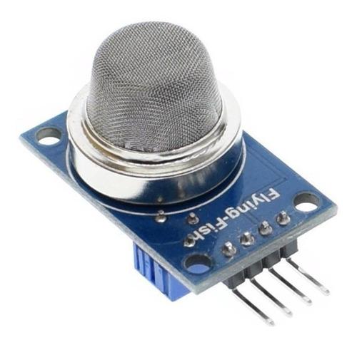 Sensor de Gás Metano Butano Glp Fumaça Mq-2 Mq2