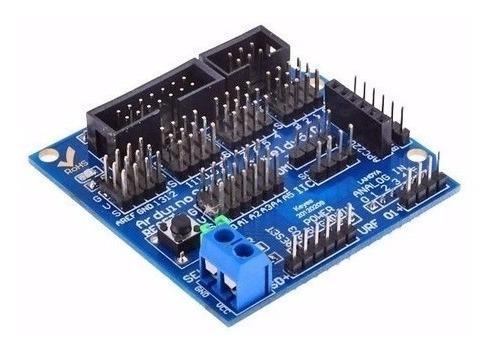 Modulo de Expansão Sensor Shield V5 Digital Analogico