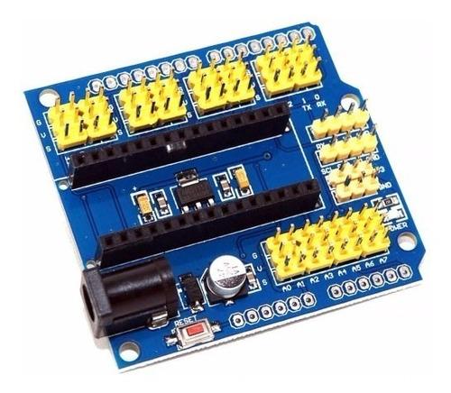 Shield Adaptador Base Para Expansão do Arduino Nano V3.0