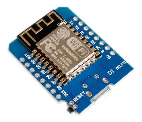 Módulo Wemos D1 Mini Com Wifi Esp8266 Esp-12