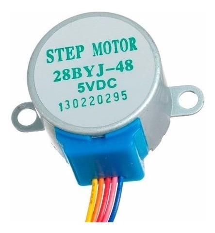 Motor de Passo Step Motor 28byj