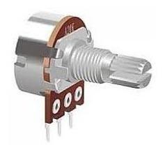 Potenciometro Linear 50k Mini B50k Wh148-1 16mm Arduino Pic