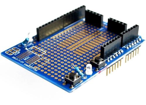 Protoshield Shield V5 V.5 + Protoboard de 170 furos