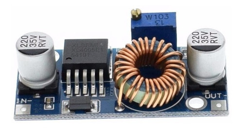 Regulador Conversor Tensão Dc/dc 5a Xl4005 Step Down