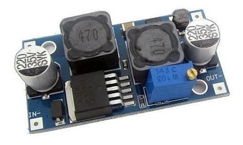 Regulador de Tensão Dc-dc Step Up Booster Xl6009 4amp