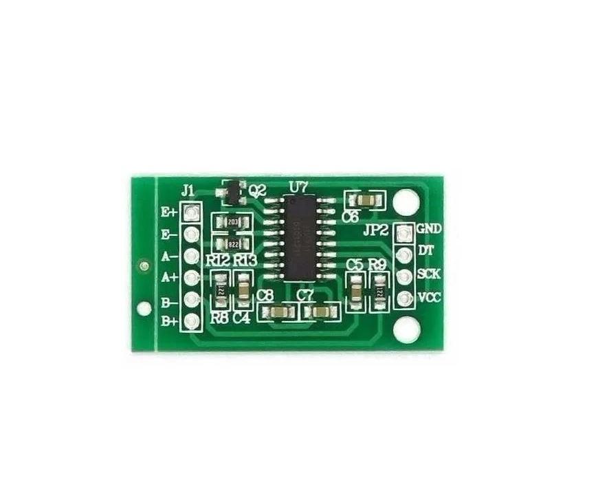 Sensor Carga Hx711 24bits + Celula Carga Peso 50kg