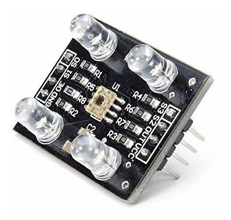 Sensor Cor Cores Rgb Tcs230 Tcs3200