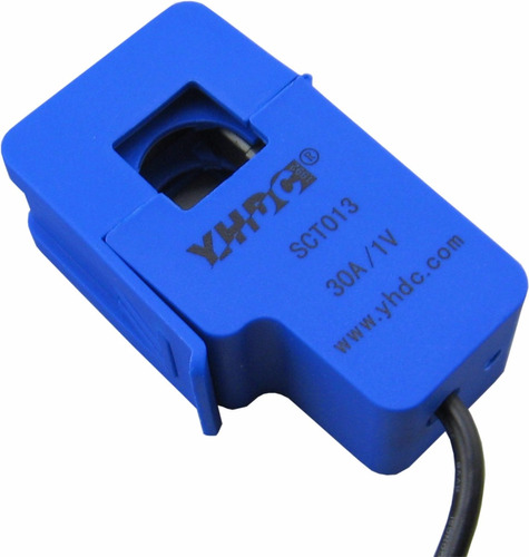 Sensor Corrente Ac 30a Não Invasivo Sct-013-030 Arduino