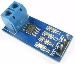 Sensor de Corrente Acs712 20a Efeito Hall