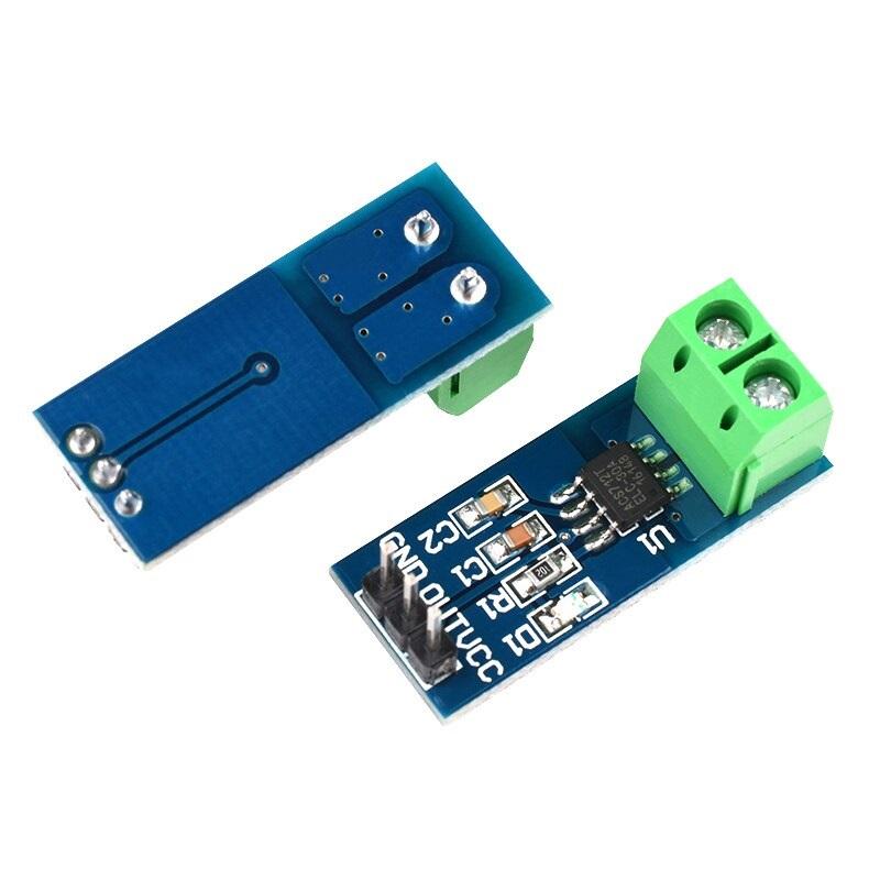Sensor de Corrente Acs712 30a Efeito Hall
