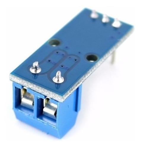 Sensor de Corrente Efeito Hall 5a ACS712