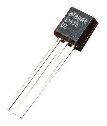 Sensor de Temperatura LM35 LM 35