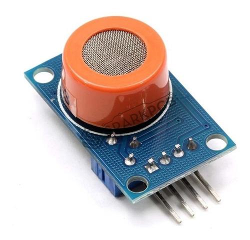 Sensor de Gás / Álcool Etanol Mq-3 Mq3