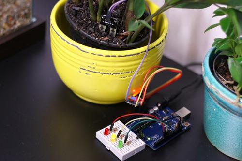 Sensor Umidade Solo Higrômetro + Cabos