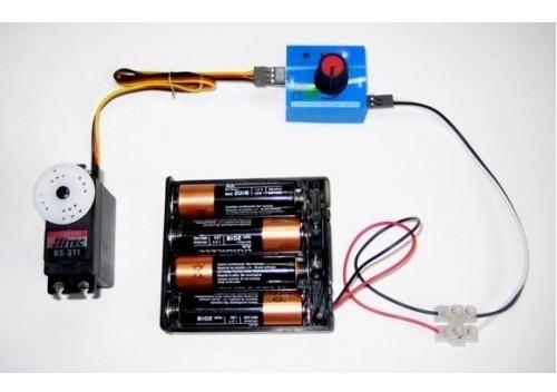Servo Teste Tester Sg90 Mg995 Esc Futaba Towerpro Hextronik