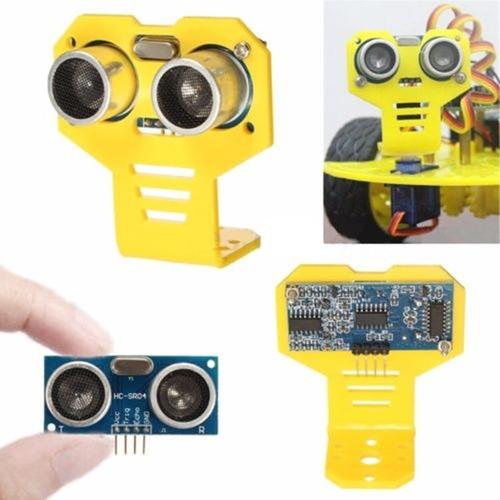 Suporte Skin Para Sensor Ultrassônico Hc-sr04