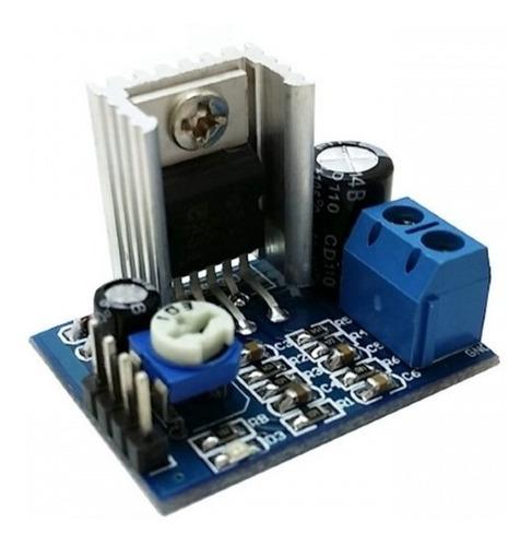 Amplificador de Audio Tda2030  18w