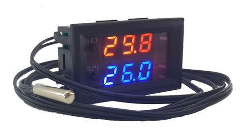 Sensor Termostato Digital W1209-wk W2809 Ntc 30cm