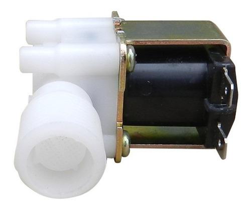 Válvula Solenoide 12V CC 1/2 (20mm)