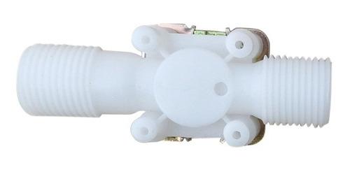 Válvula Solenoide 12V CC 3/4 (25mm)