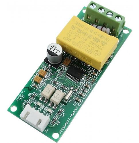 Voltímetro Ac Wattímetro Amperímetro Pzem-004t 0-100a 260v