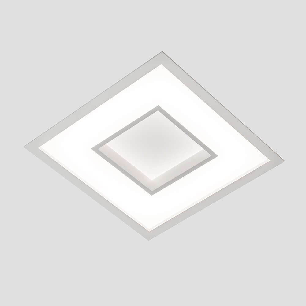 EMBUTIDO NEW CHESS LED 16,8W 4000K 285X285X67MM 500LED4BT NEWLINE