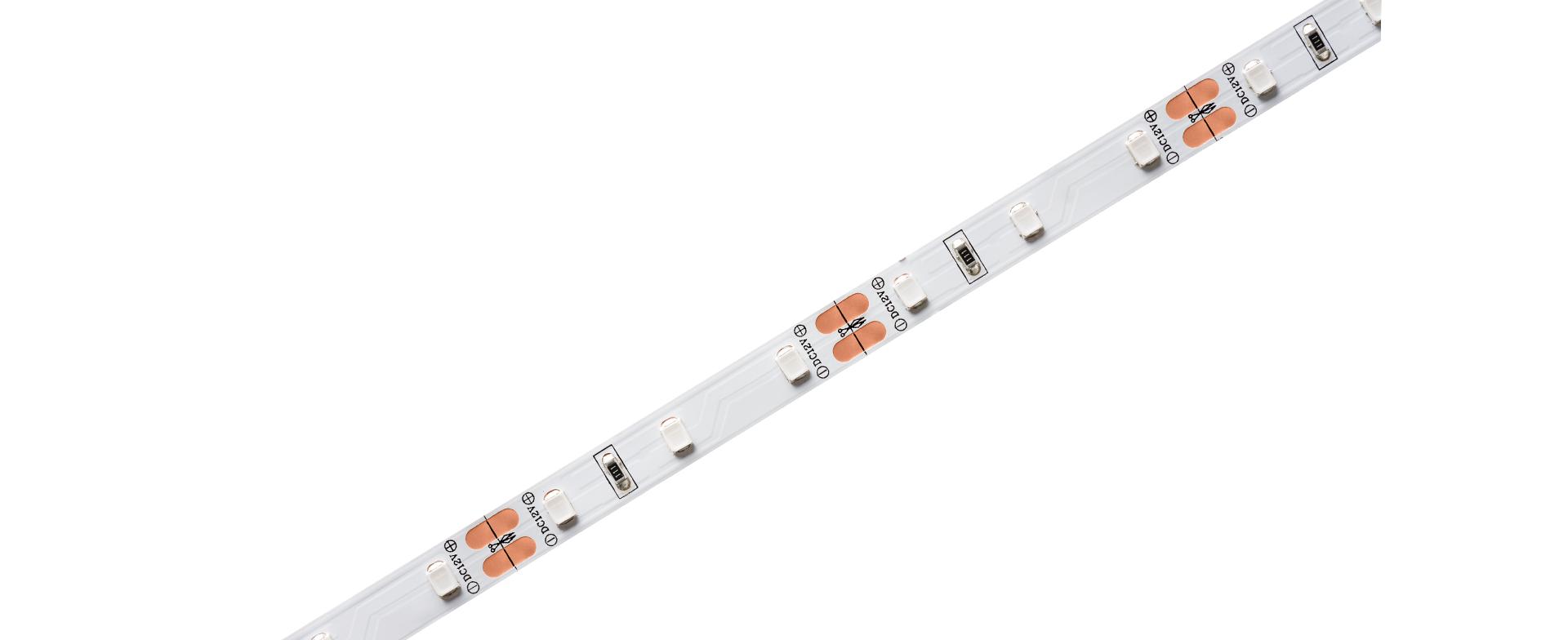 FITA LED 5 METROS 6W/M 12V IP20 LUZ AMBAR STH6800/AB- STELLA