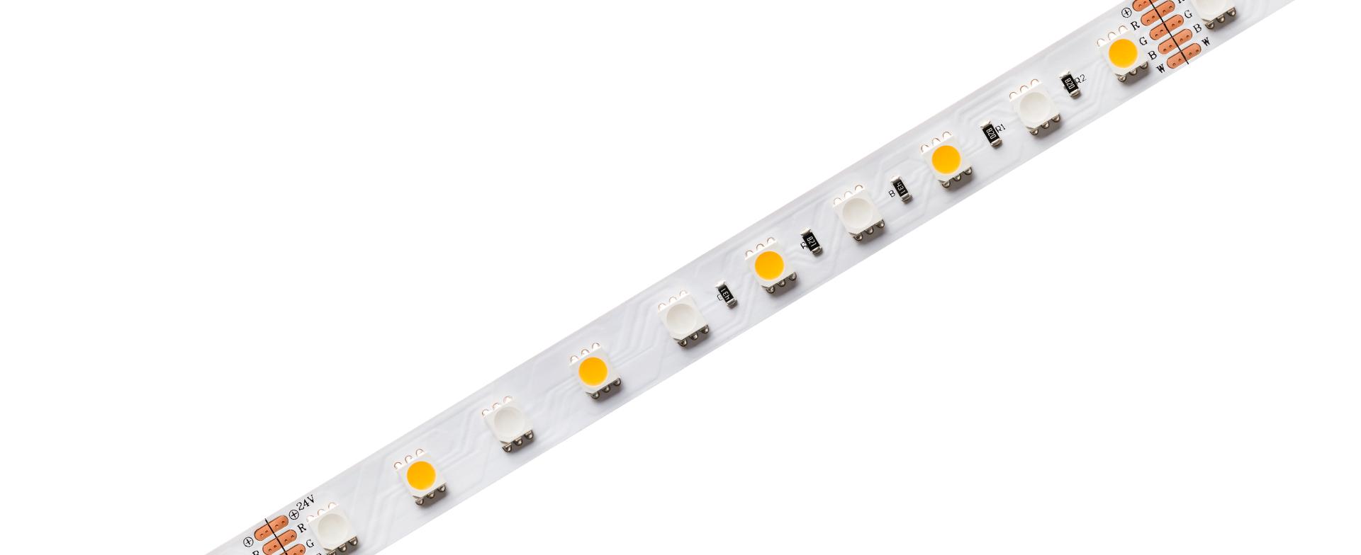 FITA LED EVO 5 METROS 12W/M 24V IP20 RGBW STH6830/RGBW