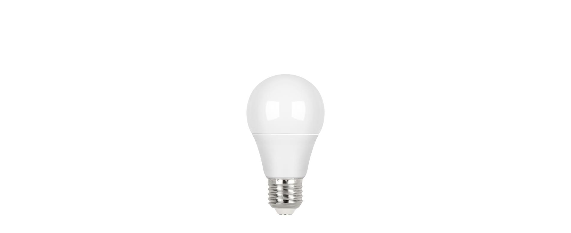 LÂMPADA LED BULBO 9W 6500K BRANCO FRIO 806lm  STH8265/65- STELLA