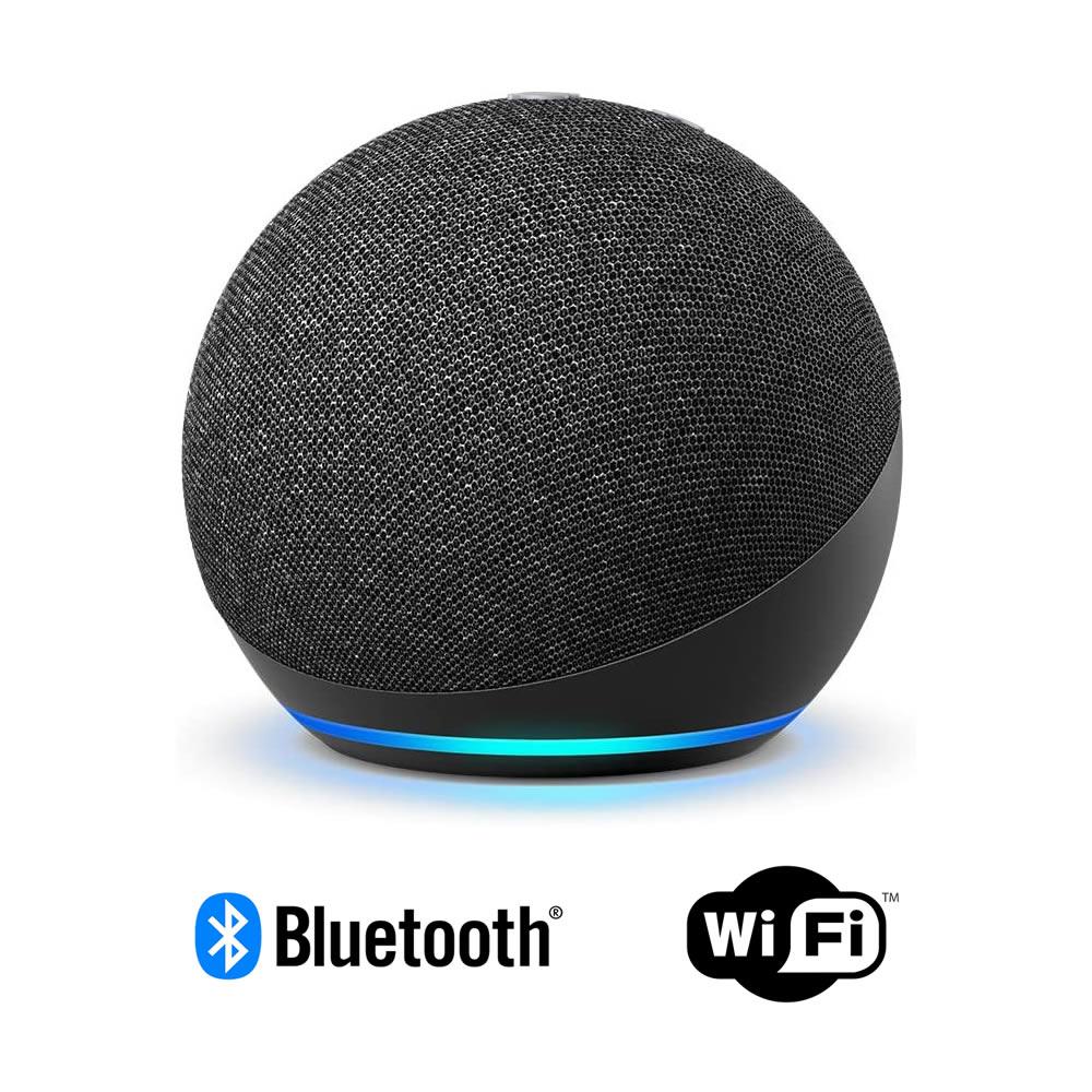 Alexa Echo Dot 4a geração - Smart Speaker com Bluetooth e Wifi