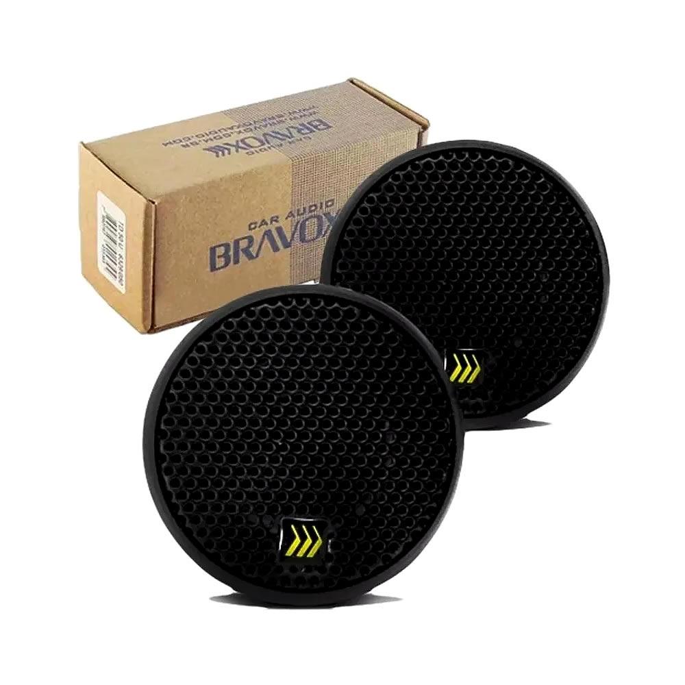 Bravox Tweeter TD50U 1,5 Polegada - 40W RMS - Par