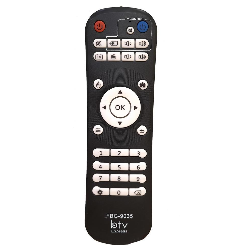Controle Remoto Universal - BTV Stick, Cast, E10, B8, B9, B10, B11 - Infravermelho