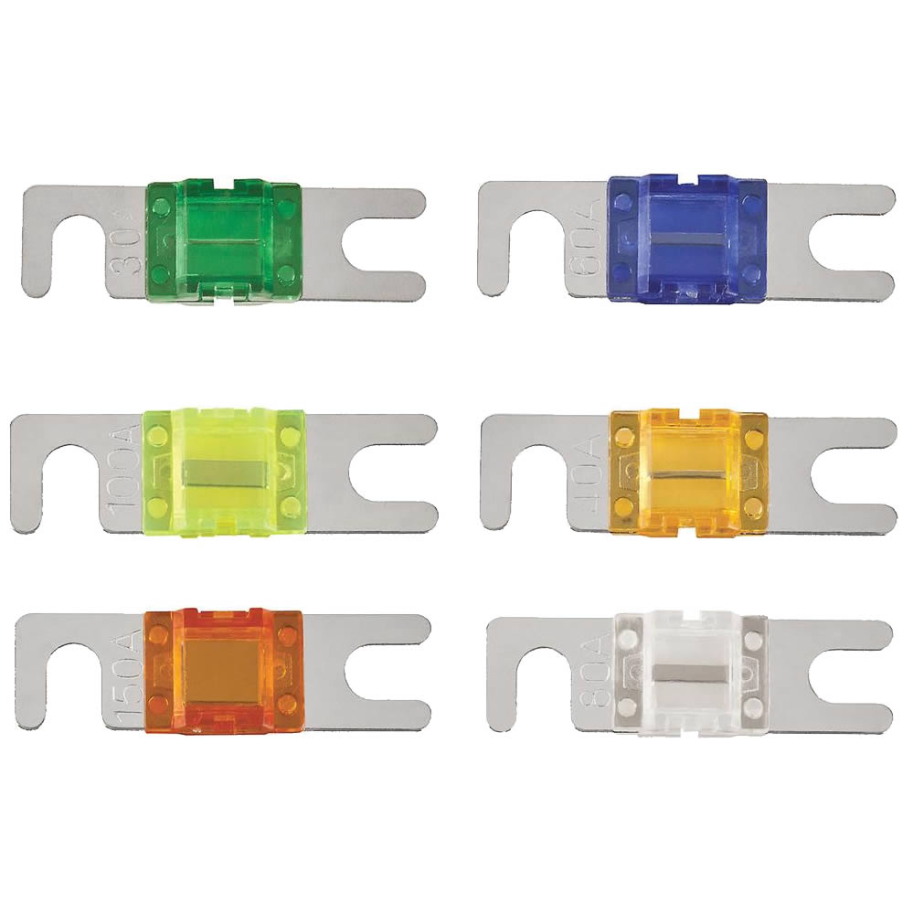 Fusivel ANL Mini Faca a escolha - 40A, 50A, 60A, 80A 90A