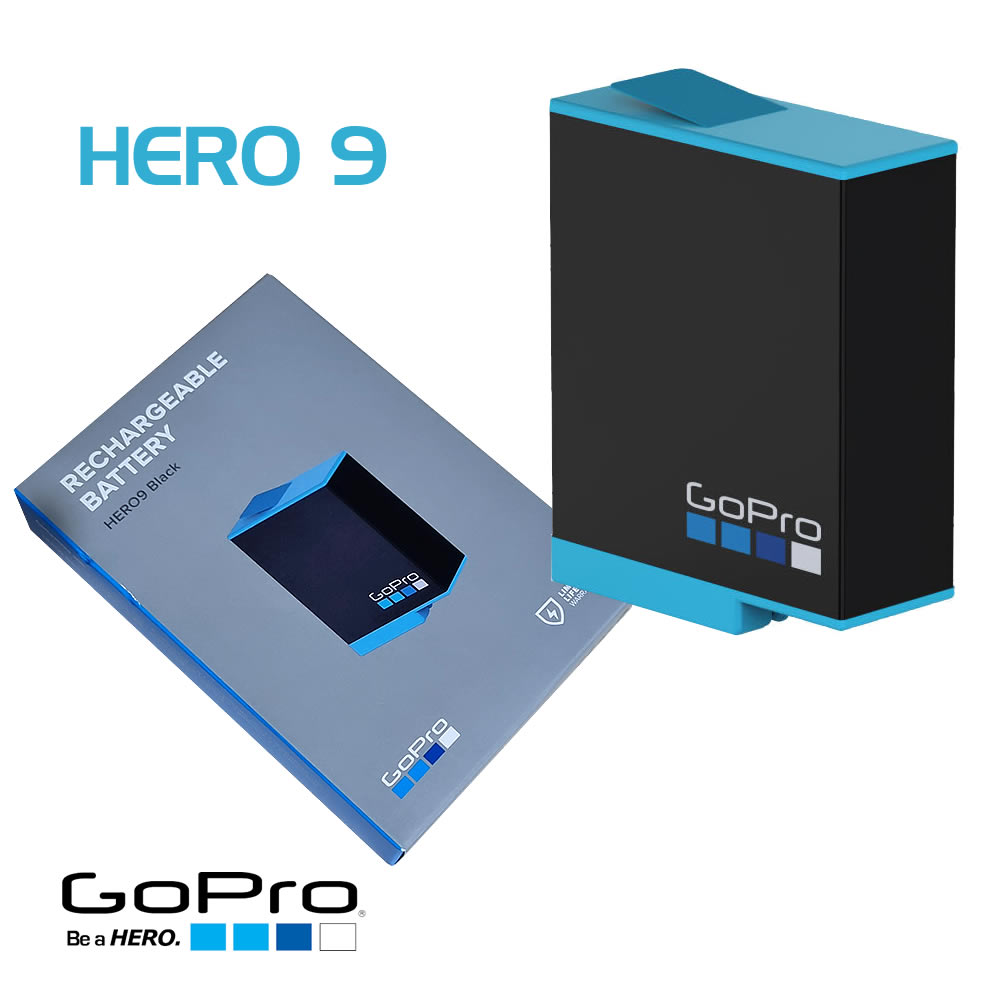 GoPro Bateria Original Hero 9 Black - ADBAT-001 1720 mAh