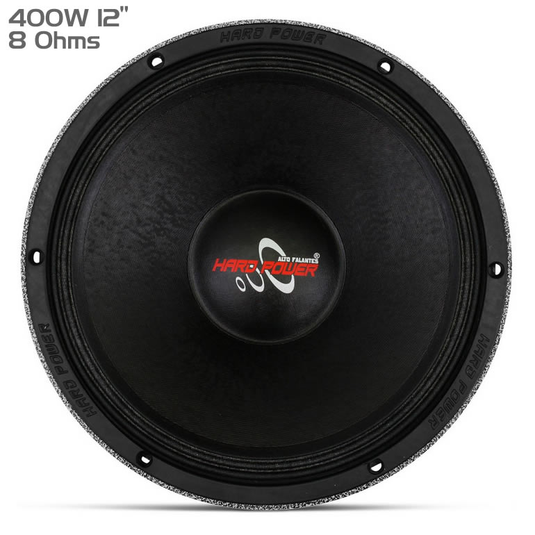 Hard Power HP400H - Woofer Midbass 12 - 400W RMS 8 Ohms