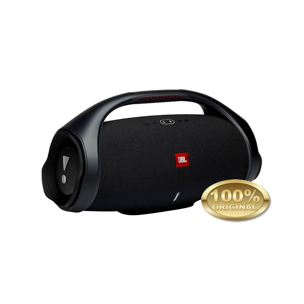 JBL Boombox 2 Caixa Acustica Portatil Bluetooth 5.1 - Black - Preto