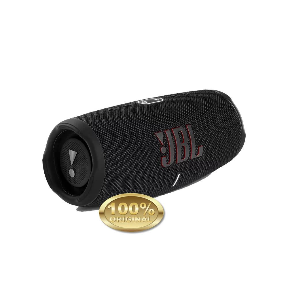 JBL Charge 5 Caixa Acustica Portatil Bluetooth 5.1 - Black - Preto