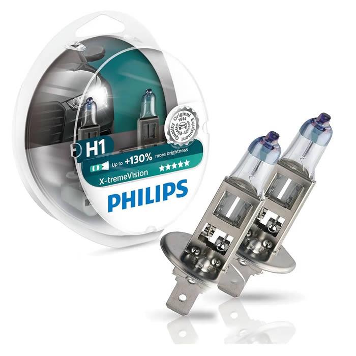 Philips Xtreme Vision +130% - 3350K 55W - mod. H1