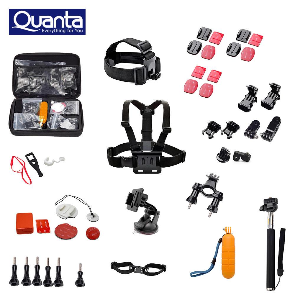 Quanta Sport QTSCA-601 Maleta de Acessorios Variados para GOPRO